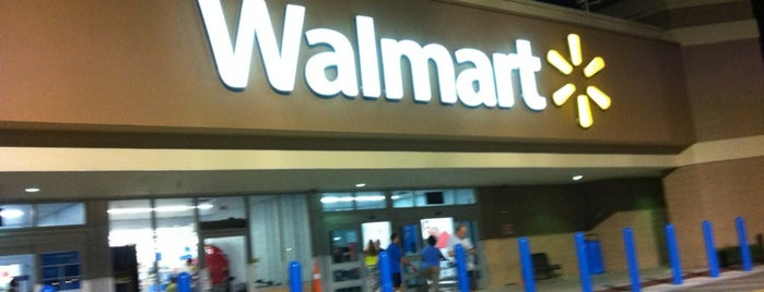 Walmart Supercenter is one of Miami.