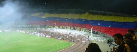 Estadios Primera División de Venezuela