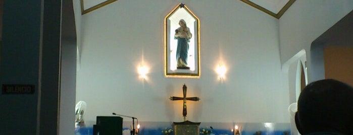 Igreja Nossa Sra. dos Remédios is one of Locais salvos de Arquidiocese de Fortaleza.