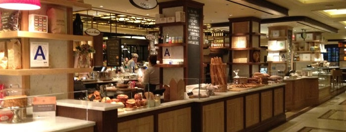 Todd English Food Hall is one of The New Yorker's About Town.