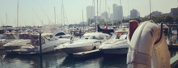 McKinley Marina is one of Rob's Liked Places.