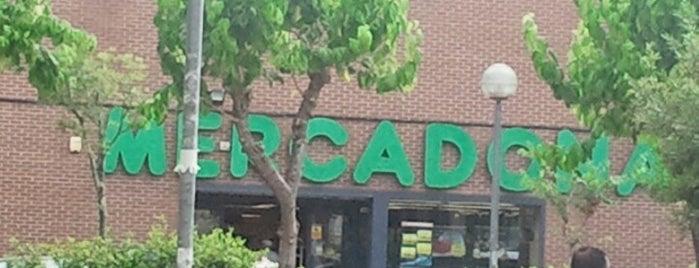 Mercadona is one of Tempat yang Disukai Bob.