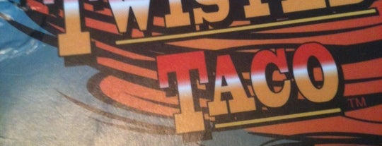 Twisted Taco is one of Saved TIPS.