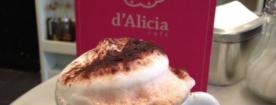 d'Alicia Café is one of Испания.