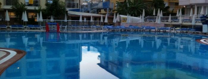 Kahya Hotel is one of Alanya Otelleri.