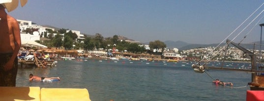 Coconut Beach is one of Bodrum.