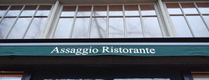 Assaggio is one of 2012 MLA Seattle.