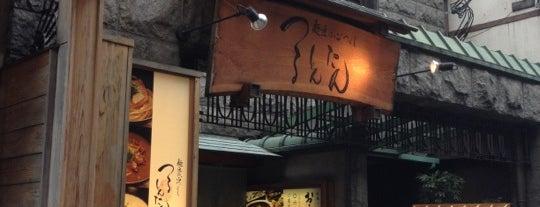 つるとんたん 北新地店 is one of Japan.