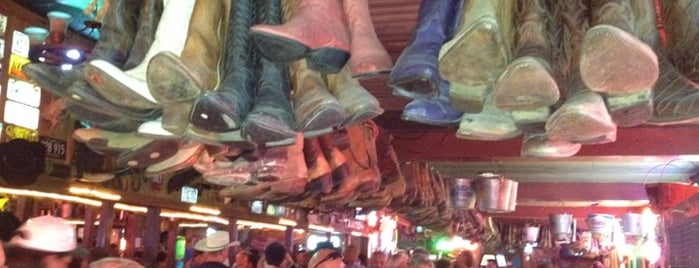 Cowboy Palace Saloon is one of LA.