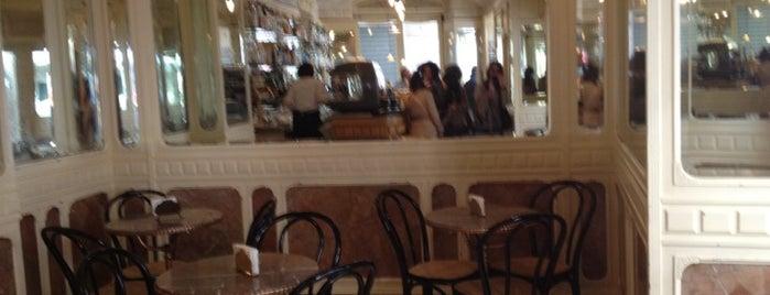 Caffè degli Specchi is one of √ Best Cafès & Bars in Genova.