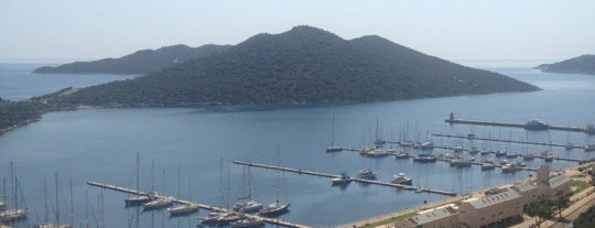 Kaş Marin Yacht Club is one of kas.