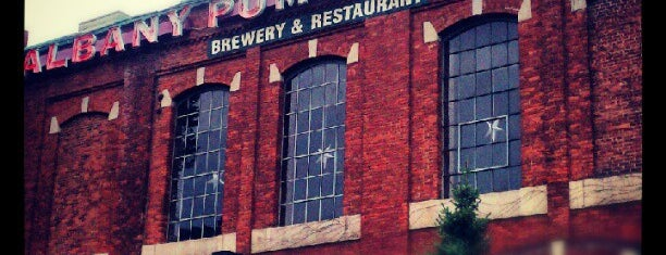 C.H. Evans Brewing Co. at the Albany Pump Station is one of Breweries.