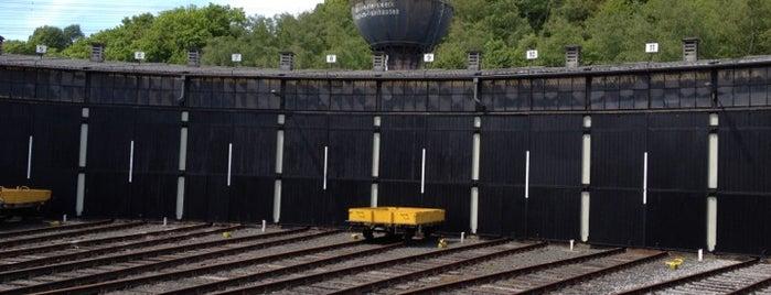 Eisenbahnmuseum Bochum is one of Alemania 2014.