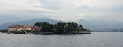 Isola Bella is one of Lieux qui ont plu à Amanda.