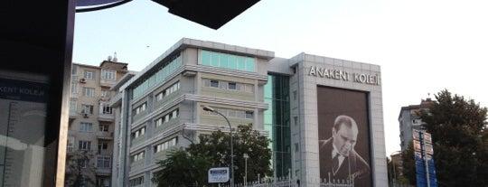 Özel Anakent Okulları is one of Lieux qui ont plu à F@RUK.