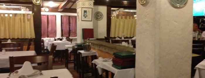 Restaurante Urrutia is one of Tempat yang Disimpan Marielen.