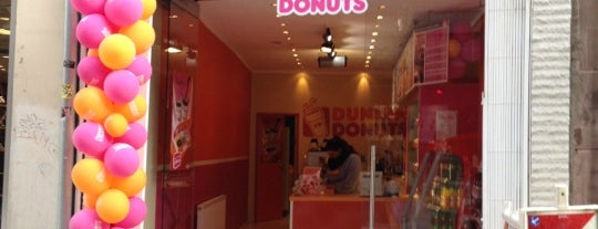 Dunkin' Donuts is one of N. 님이 저장한 장소.