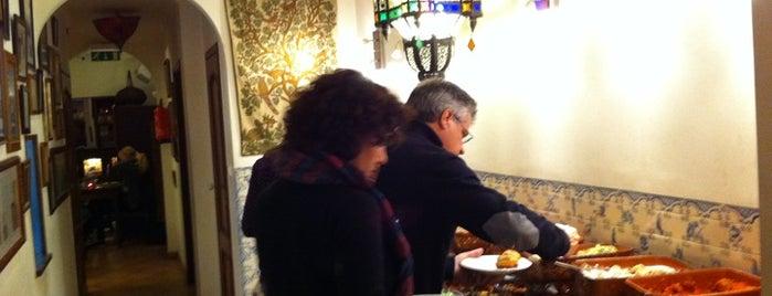 Terra is one of Lisboa ... restaurantes.