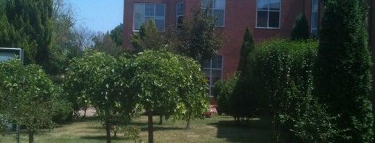 Kocaeli Üniversitesi Derbent Turizm İşletmeciliği ve Otelcilik Yüksekokulu is one of Lugares favoritos de Barış.