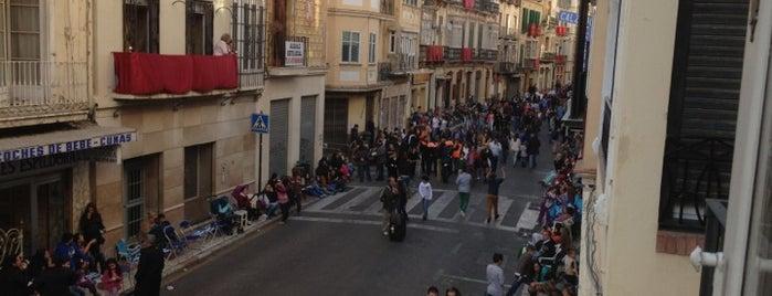 Calle Carretería is one of Rincones de Málaga.