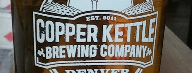 Copper Kettle Brewing Company is one of Colorado Breweries.