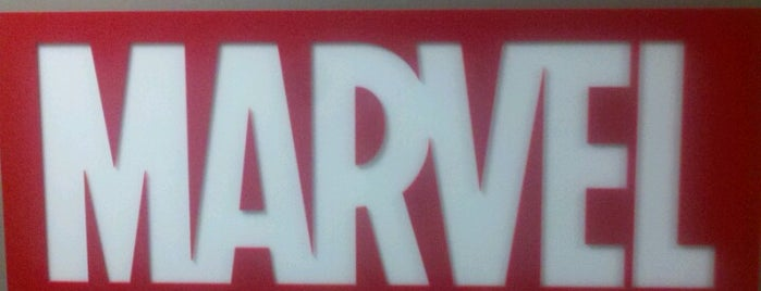 Marvel Entertainment is one of Top places!.
