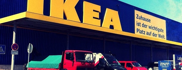 IKEA is one of Stephraaa 님이 좋아한 장소.
