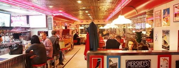 Starlite Diner is one of 24 Hour Restaurants.