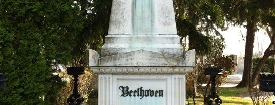 Zentralfriedhof is one of Vienna.