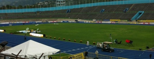 National Stadium is one of 'Stadium Talk'....