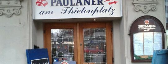 Paulaner am Thielenplatz is one of Deutsch.