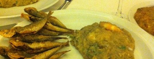 Restaurante Pap'Açorda is one of 101 coisas para fazer em Lisboa antes de morrer.