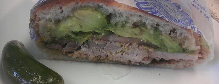 Tortas Paquime is one of mexican restaurants.