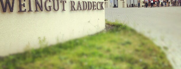 Weingut Raddeck is one of Wine World.