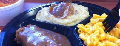 Veggies to Go is one of Good Auburn Eats.