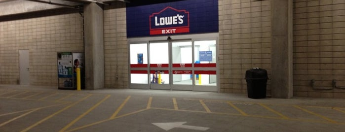 Lowe's is one of Nikki's Liked Places.
