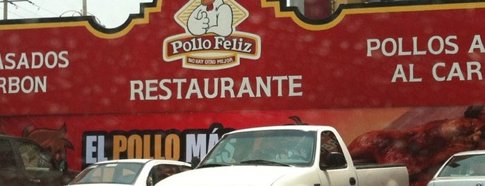 Pollo Feliz is one of Locais curtidos por Miguel.