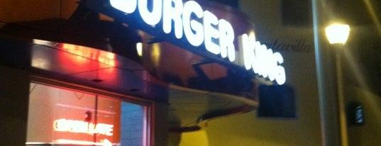 Burger King is one of Tempat yang Disukai Laura.