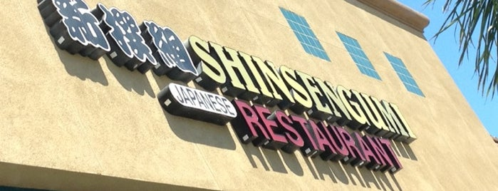 Shinsengumi Shabu Shabu is one of South Bay 'pacifically.