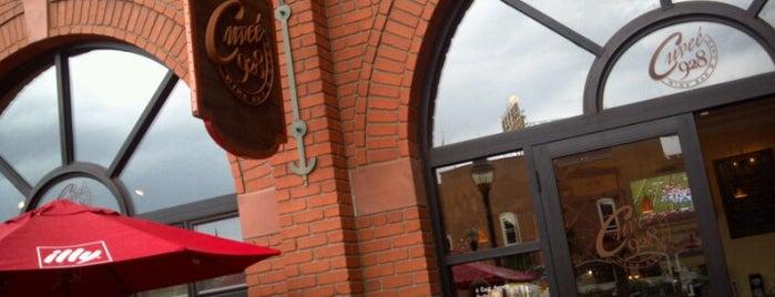 Cuvee 928 Restaurant & Wine Bar is one of สถานที่ที่บันทึกไว้ของ myko.