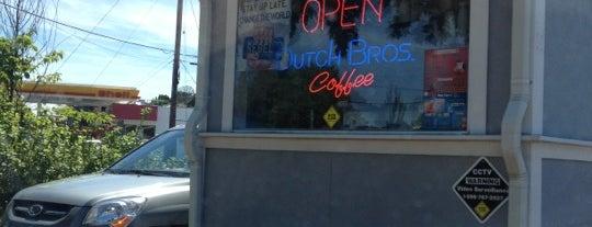 Dutch Bros. Coffee is one of Orte, die Theresa gefallen.