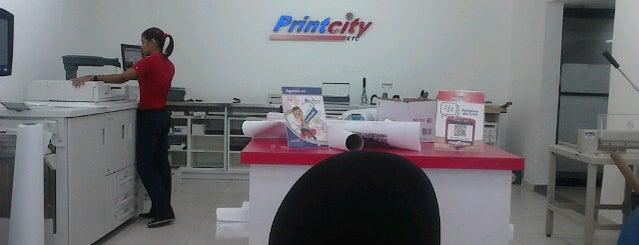 Printcity Etc is one of สถานที่ที่ ᴡ ถูกใจ.