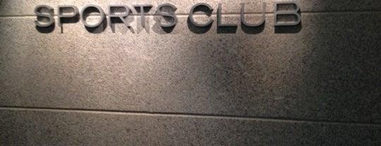 Reebok Sports Club is one of Lieux qui ont plu à Diego.