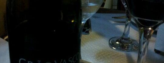 Bacalhau e Vinho Verde is one of Veja Comer & Beber ABC - 2012/2013 - Restaurantes.