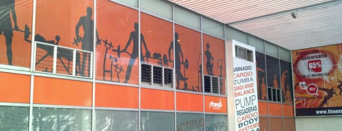 Fitness Express is one of CDMX deporte.