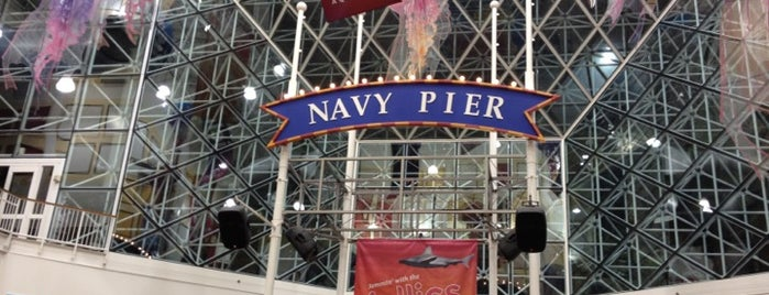 Navy Pier IMAX is one of Traveling Chicago.