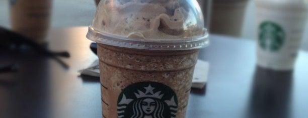 Starbucks is one of สถานที่ที่ Ivy ถูกใจ.