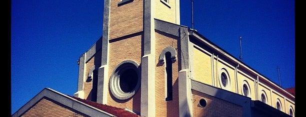 Igreja São José is one of Lugares favoritos de Elizângela.
