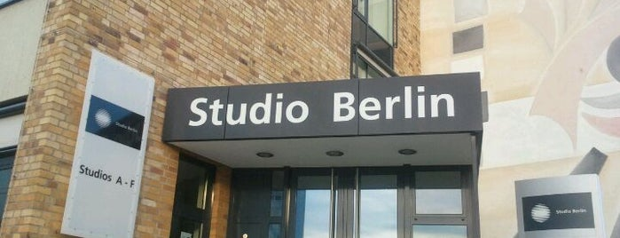Studio Berlin Adlershof is one of Berlin And More.
