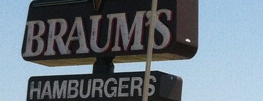Braum's Ice Cream & Dairy Stores is one of Mattさんのお気に入りスポット.
